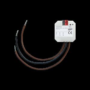 MDT Schakel- / jaloezie-actor 2v / 1v inbouw 10A 230VAC