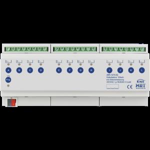 MDT Schakelactor 12-voudig 16/20A 230VAC C-last industrie 200µF stroommeting