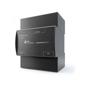 Bab-tec KNX CubeVision module DIN-rail