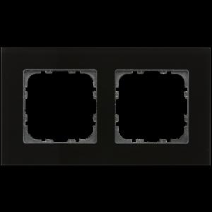 MDT Glazen afdekraam voor 55 mm range 2-voudig zwart