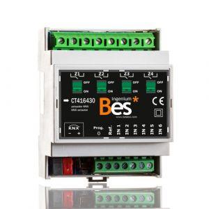 Ingenium Bes KNX combiactor 6x in / 4x uitgang 30Amp.