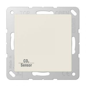 Jung KNX CO₂ Sensor AS500 wit