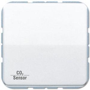 Jung KNX CO₂ Sensor CD500 alpine wit