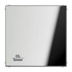 Jung KNX CO₂ Sensor LS990 glanzend chroom