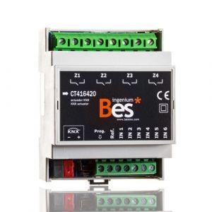 Ingenium Bes KNX combiactor 6x in / 4x uitgang 16Amp.