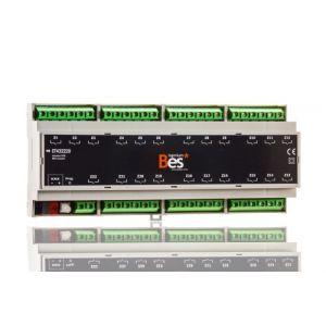 Ingenium Bes KNX schakelactor 22 uitgangen 16 Amp.