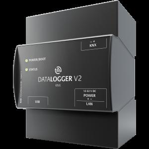 Bab-tec KNX Datalogger V2 DIN-rail