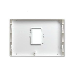 "ABB KNX Opbouwframe SmartTouch® 7"" - wit 6136/27-811-500"