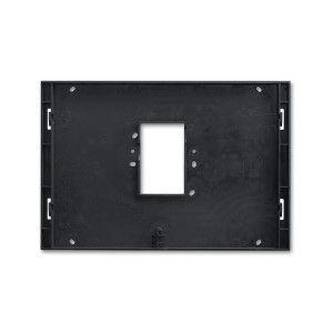 """ABB KNX Opbouwframe SmartTouch® 7"""" - zwart 6136/27-825-500"""
