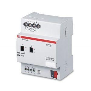 ABB Lichtregeleenheid i-bus KNX schak/dim-aktor 0-10V 2v SD/S 2.16.1