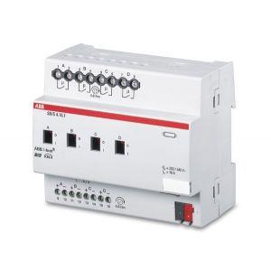 ABB Lichtregeleenheid i-bus KNX schak/dim-aktor 0-10V 4v SD/S 4.16.1