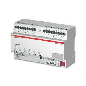 ABB KNX LED Dimmer 6 voudig 210 W/VA UD/S6.210.2.11