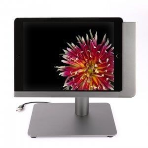 "Viveroo Free Flex iPad-docking DarkSteel - iPad 10.2"" (pedestal)"
