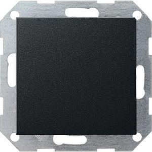 Gira KNX CO₂, luchtvochtigheid- en temperatuursensor zwart mat 55
