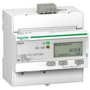 Schneider Electric iem3150 kWh meter modbus 63A