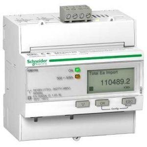 Schneider Electric iem3155  kWh meter modbus 63A retour geschikt