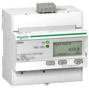 Schneider Electric iem3250  kWh meter modbus