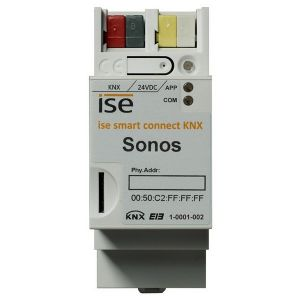 ISE smart connect KNX Sonos
