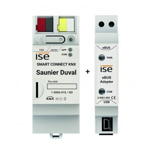 ISE smart connect KNX Saunier-Duval/Bulex (set)