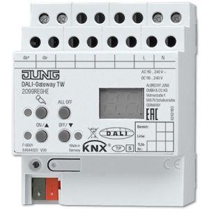 Jung KNX DALI-gateway tunable white