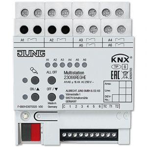Jung KNX multistation