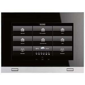 "Jung KNX Smart Control touchpanel 7"" aluminium"
