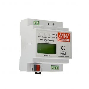 Mean Well KNX Dali gateway 64 kanalen