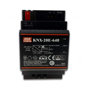 Mean Well KNX voeding 640mA Maandactie €67,50
