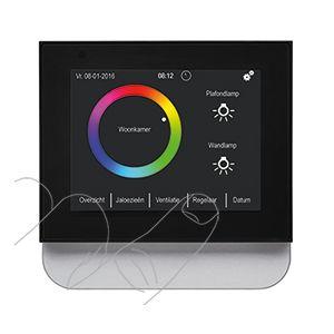 Hager KNX touch controller inclusief busaankoppelaar
