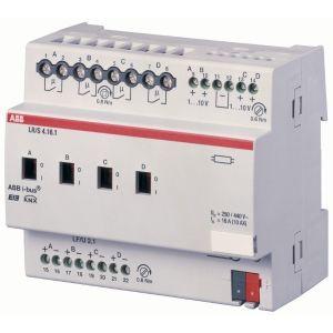 ABB KNX lichtregelaar 0-10V 4v LR/S 4.16.1