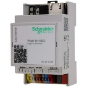 Wiser for KNX - Logica & Visualiseringserver