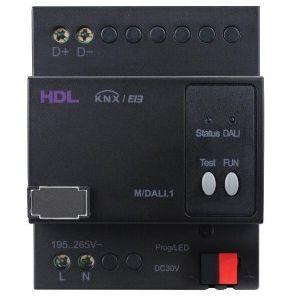 HDL M/DALI.1 Gateway KNX 64 adressen / 16 groepen master