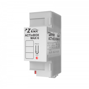 Zennio ActinBox Max 6
