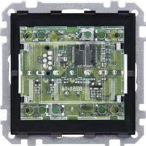 Schneider Electric KNX impulsdrukkermodule 1v voor Systeem Design