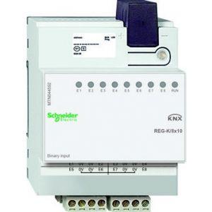 Schneider Electric KNX binaire ingang 8 x 10V (potentiaal vrij)