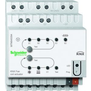 Schneider Electric KNX fan Coil actor