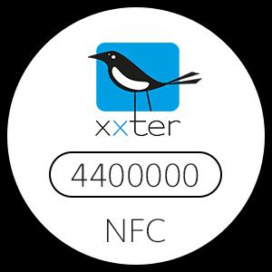 xxter NFC tag - sticker