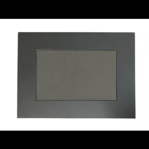 Touch PC 10 inch zwart met audio - inbouw