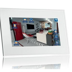 Ingenium Bes 7 inch capacitief kleuren touchscreen wifi wit