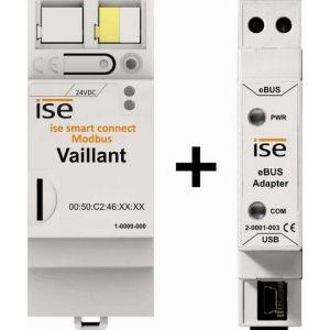 ISE smart connect Modbus Vaillant (set)