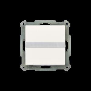 MDT Bewegingsmelder / automatische schakelaar glanzend wit finish