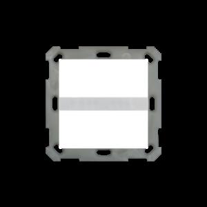 MDT Bewegingsmelder / automatische schakelaar mat wit finish
