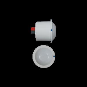 MDT Aanwezigheidsmelder inbouw MR16 360° 3 Pyro wit