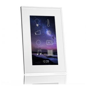 "Ingenium Bes Smart Touch Plus 4.3"" kleuren touchscreen internet wit"