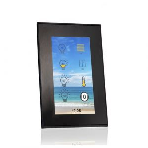 "Ingenium Bes Smart Touch Plus 4.3"" kleuren touchscreen zwart"