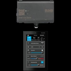 Jung KNX Set SV-Server met Smart Control 5