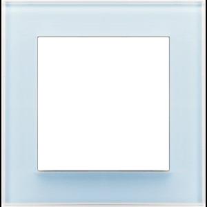 Weinzierl 55mm afdekraam glas - wit