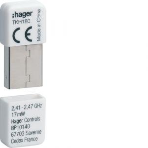Hager Wifi USB-stick Coviva Smartbox