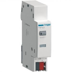 Hager KNX-interface voor energiemeter
