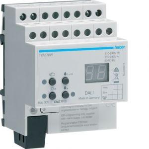 Hager DALI/KNX-gateway tunable white